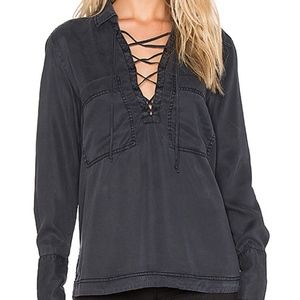 Free people Under Your Spell Blouse